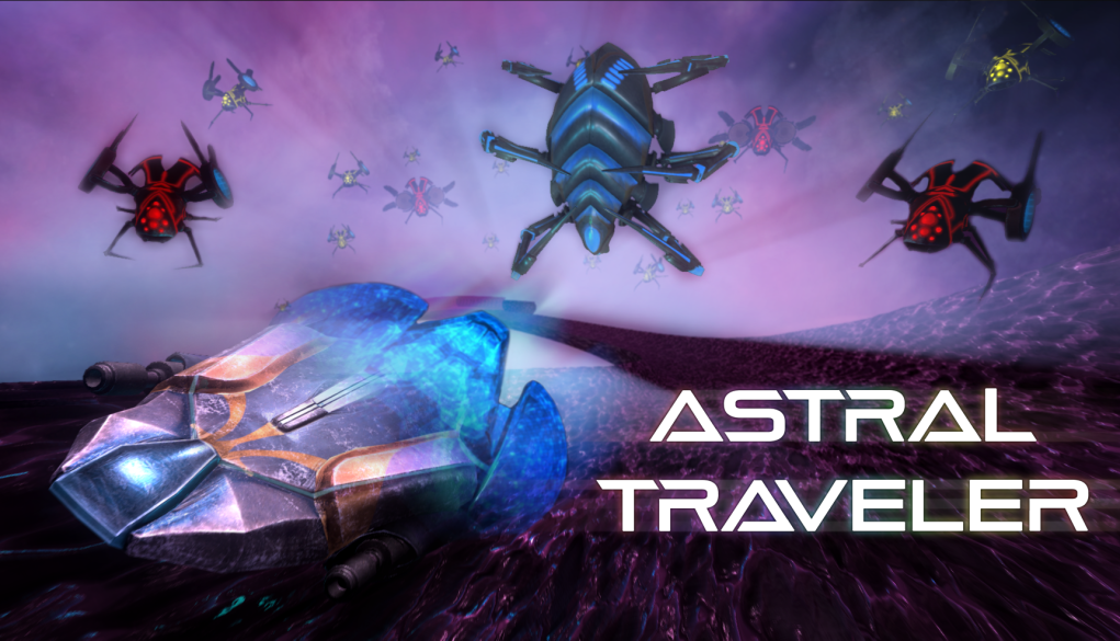 Indie Discovery Podcast # 8: Astral Traveler